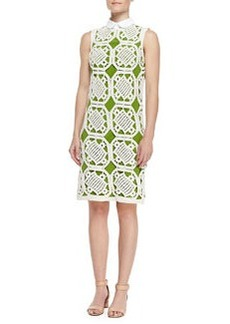 Tory Burch Lexi Cotton Crochet Dress