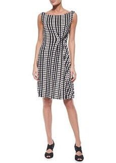 Tory Burch Liana Polka-Dot Dress