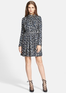 Tory Burch 'Look 26 Torrence' Long Sleeve Dress