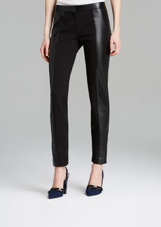 Tory Burch Mabley Faux Leather Pants