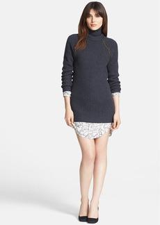 Tory Burch 'McKenna' Turtleneck Sweater Dress