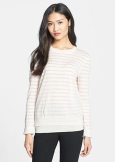 Tory Burch 'Naia' Stripe Sweater