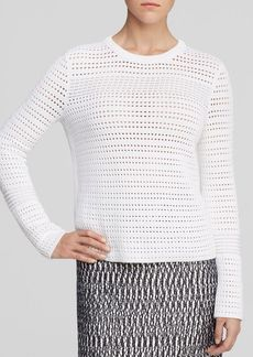 Tory Burch Open Knit Sweater