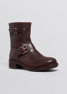 Tory Burch Platform Booties - Chrystie