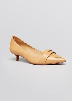 Tory Burch Pointed Toe Pumps - Bronson