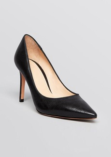 Tory Burch Pointed Toe Pumps - Greenwich High Heel