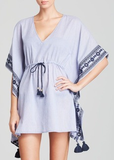 Tory Burch Ravena Swim Cover Up Caftan