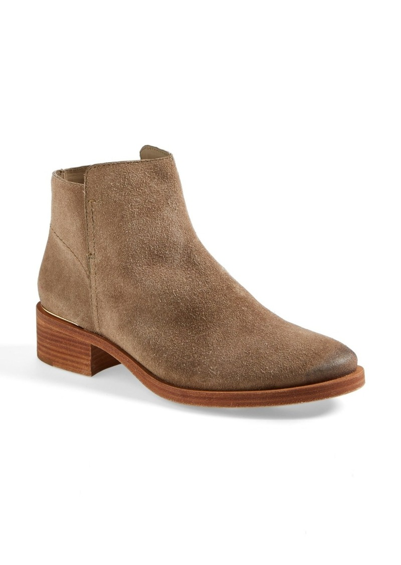 burch burch suede ankle boot