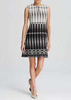 Tory Burch Savora Jacquard Dress