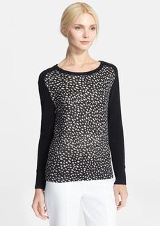Tory Burch 'Shia' Merino Wool Sweater