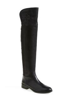 Tory Burch 'Simone' Over the Knee Boot (Women)