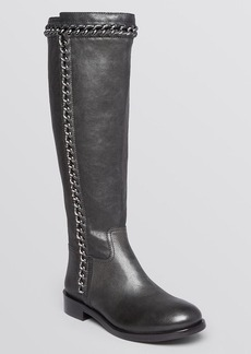 Tory Burch Tall Boots - Bloomfield Chain