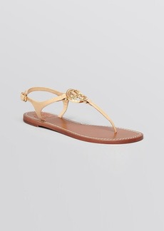 Tory Burch Thong Sandals - Violet