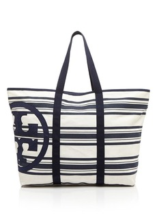 Tory Burch Tote - Large Beach Stripe