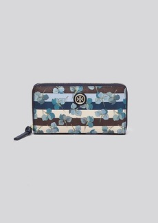 Tory Burch Wallet - Kerrington Zip Continental