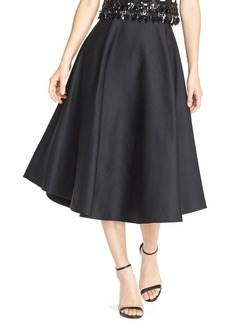 Tracy Reese A-Line Midi-Length Skirt