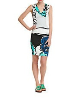 TRACY REESE Combo T Dress