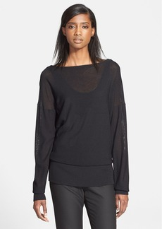 Tracy Reese Fine Gauge Sweater with Tank