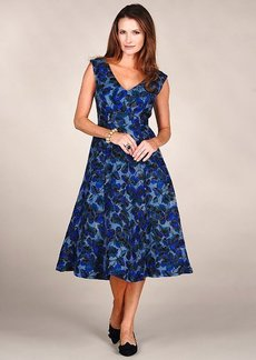 Tracy Reese Flared Frock Dress