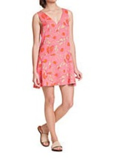 TRACY REESE Floral Printed Shift Dress