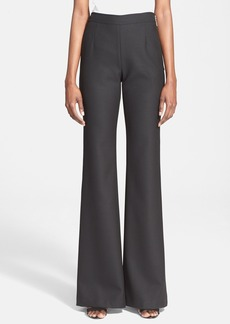 Tracy Reese High Waist Flared Pants