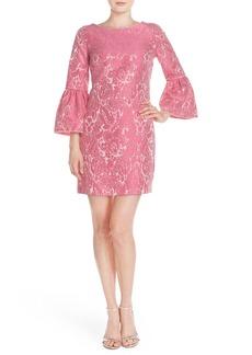 Tracy Reese Jacquard A-Line Dress