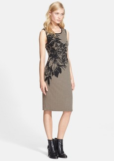 Tracy Reese Jacquard Knit Dress