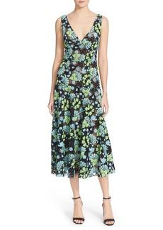 Tracy Reese Knit Lace Dress