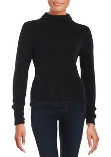 TRACY REESE Knit Turtleneck Sweater