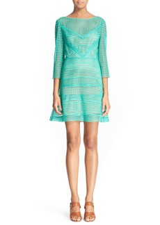 Tracy Reese Lace Shift Dress