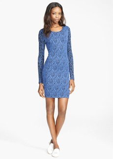 Tracy Reese Novelty Knit Dress