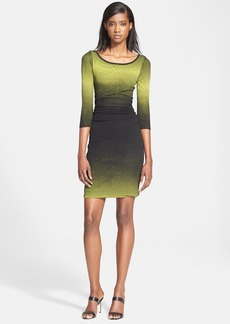 Tracy Reese Ombré Jersey Dress