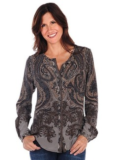 Tracy Reese Placket Blouse