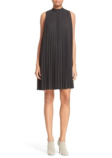 Tracy Reese Pleated Swing Dress