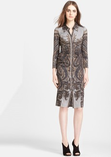 Tracy Reese Print Shirtdress