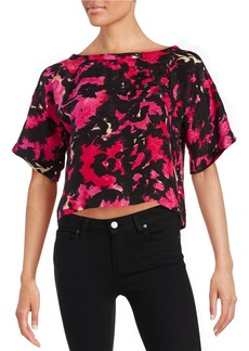 TRACY REESE Printed Top