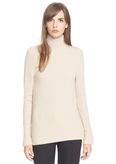 Tracy Reese Rib Knit Turtleneck Sweater