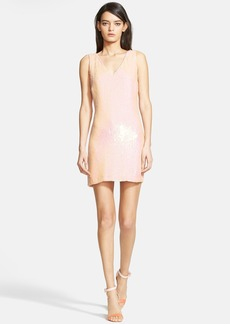 Tracy Reese Sequin Shift Dress