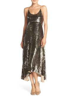 Tracy Reese Sequin Slipdress