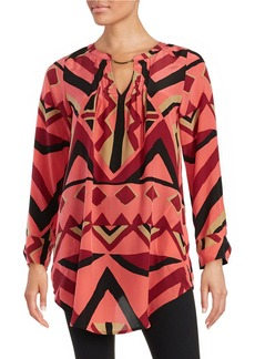TRACY REESE Silk Tunic