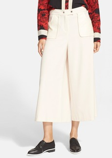 Tracy Reese Stretch Cady Culottes