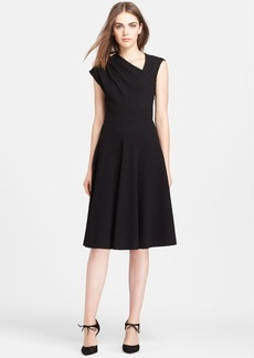 Tracy Reese Stretch Knit Fit & Flare Dress
