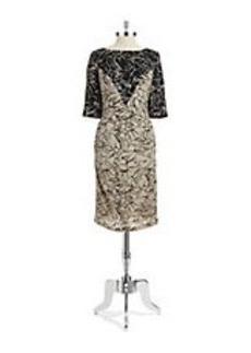 TRACY REESE T-Back Sheath Dress