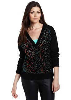Tracy Reese Women's Combo Sweater