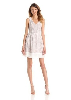 Tracy Reese Women's Framed Shift Dress