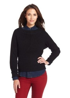 Tracy Reese Women's Mock Neck Sweater