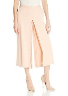 Tracy Reese Women's Stretch Double Crepe Culotte Short