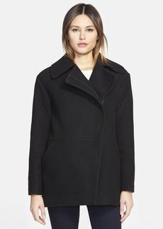 Trina Turk 'Alessandra' Wool Blend Coat