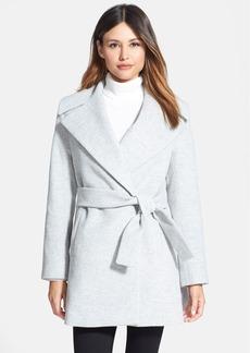 Trina Turk 'Beverly' Wool & Cashmere Wrap Coat (Regular & Petite)
