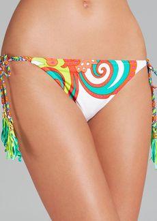 Trina Turk Carnaval Tie Side Hipster Bikini Bottom